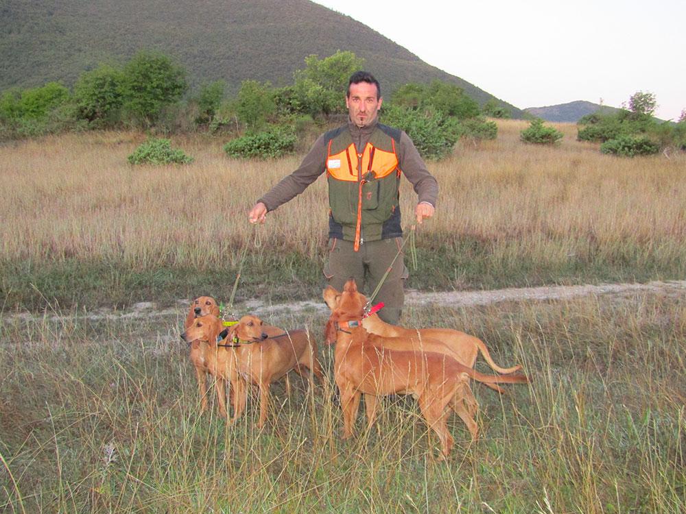 Tra caccia e prove di lavoro