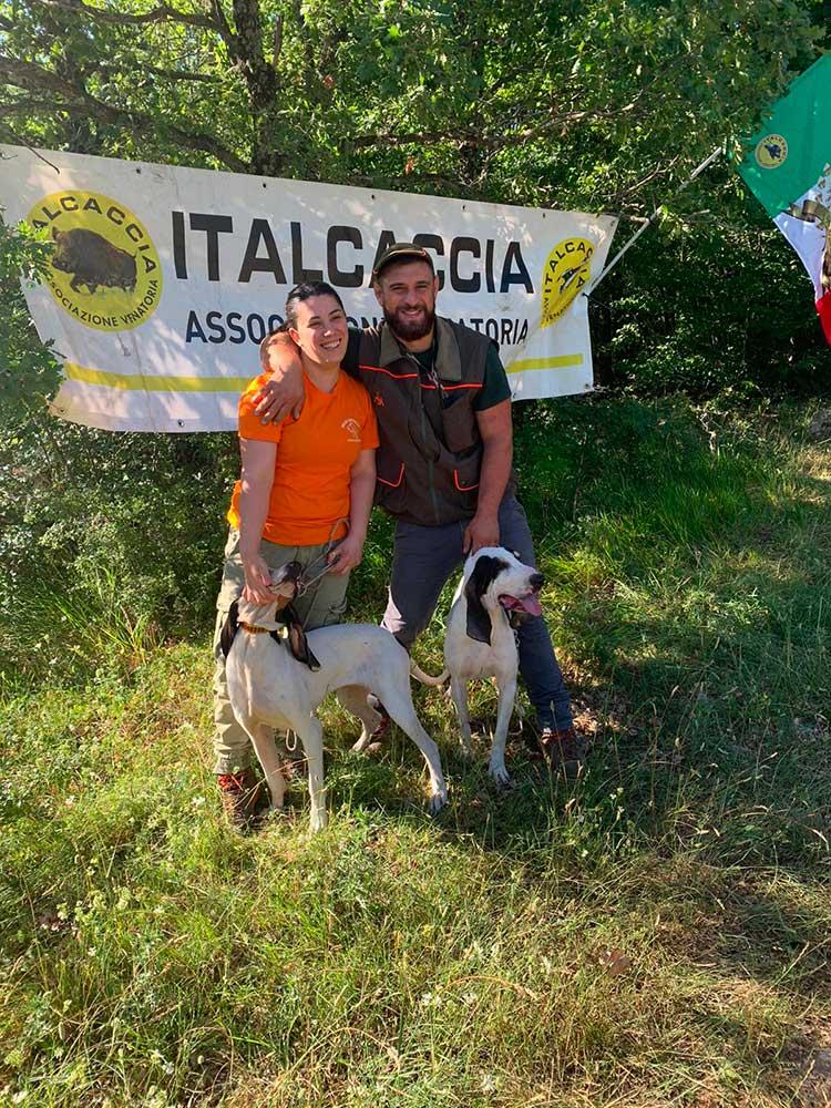 Gare: Trofeo lady Montearena (Sv)