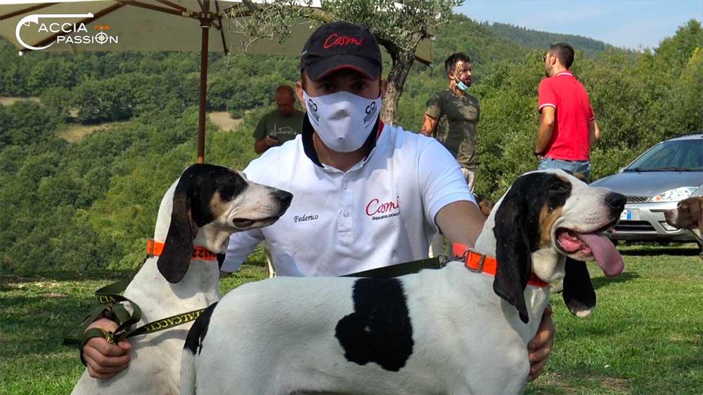 Raduni: 4° Expo Canina per Italcaccia